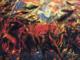 Astro pittura di Carlo Carra