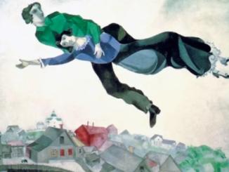 Astropittura Marc Chagall