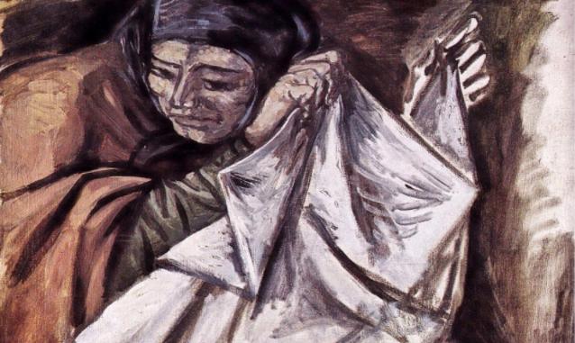 Astropittura di Gabriele Mucchi